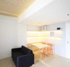Desain Simple Modern Interior Apartemen