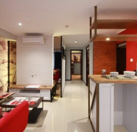 Desain Interior Apartemen Tematik