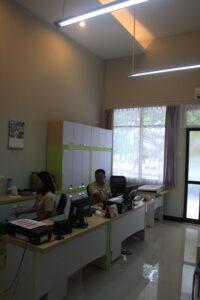 interior kantor rumah sakit dustira cimahi 1