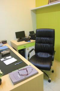 interior kantor rumah sakit dustira cimahi 12