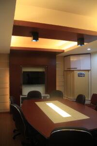 ruang rapat PU