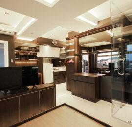 Desain Modern Interior Apartemen