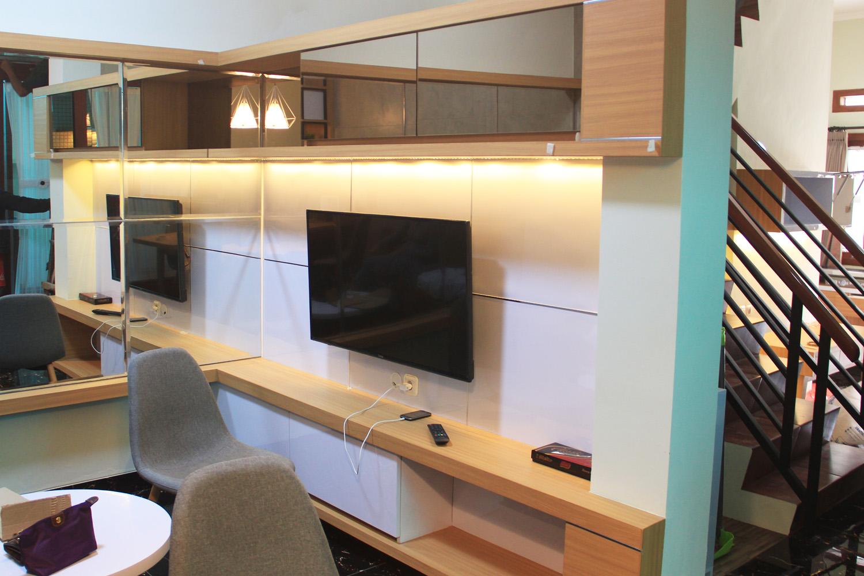 Desain Modern Interior Rumah Tinggal