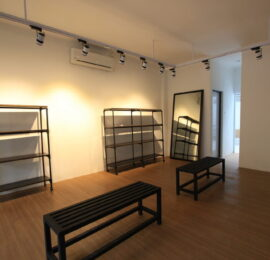 Desain Interior Gallery & Studio Musik