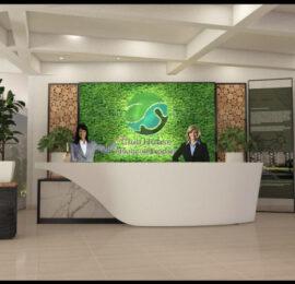 Perencanaan Desain Interior Eco Park Ancol