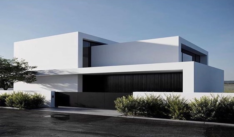 bangunan geometris