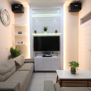 Rumah Tinggal Simple Minimalis