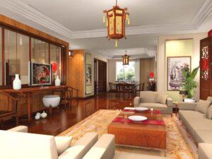 rumah klasik china