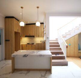 Desain Rumah Tinggal Sukagalih